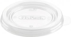 Coperchi per coppetta da 110 ml in confezione da 50 pezzi per packaging da asporto e delivery incartare ingrosso b2b online