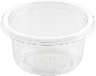 Coppette per condimento 110 ml in confezione da 50 pezzi
