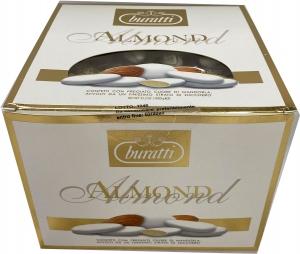 Cubo di confetti con mandorla Capri