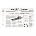 Fogli di Carta Alimentare per Fritti Fantasia Giornale (1000 Pezzi)