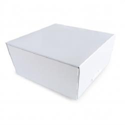 Scatola per torta modello dama bianca Ingrosso online incartare