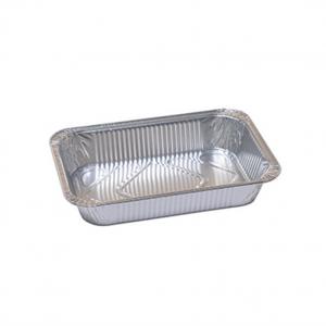 Vaschette CUKI in alluminio riciclabile formato 2 porzioni per alimenti delivery e take away - Vendita ingrosso online