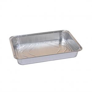 Vaschette CUKI in alluminio riciclabile formato 6 porzioni per alimenti delivery e take away - Vendita ingrosso online