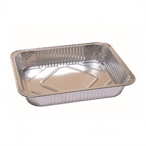 Vaschette CUKI in alluminio riciclabile formato 8 porzioni per alimenti delivery e take away - Vendita ingrosso online