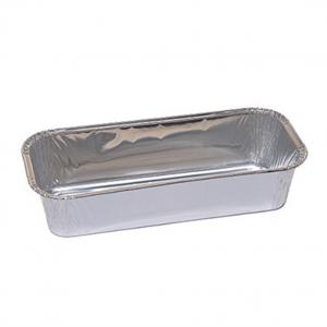 Vaschette CUKI in alluminio riciclabile formato allungato per alimenti delivery e take away - Vendita ingrosso online