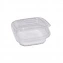 Vaschetta Cuki Quadrata in Polipropilene Richiudibile (50 pezzi)