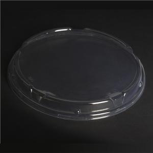 coperchio in pet per tortiera in alluminio extra rigido per asporto e conservazione dei cibi - ingrosso b2b online