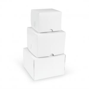 Scatola Dama Monoporzione Bianca - vendita online all'ingrosso - gruppo
