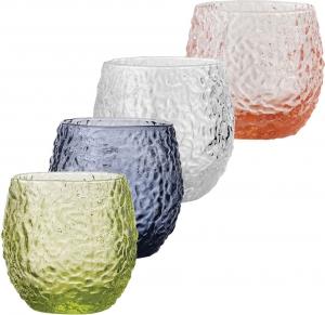 "Bicchiere in Vetro ""Paper"" (24 pezzi) | Vendita online all'ingrosso b2b"