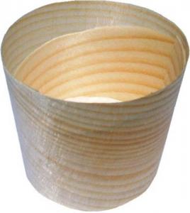 Vaschetta in Pino (50 Pezzi) - Vendita online all'ingrosso b2b