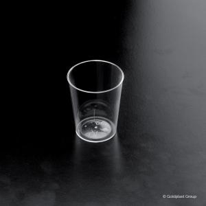 Bicchierino conico trasparente 50 cc - Vendita online all'ingrosso b2b