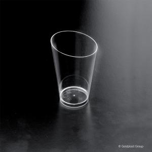 Bicchierino conico trasparente 75 cc - Vendita online all'ingrosso b2b
