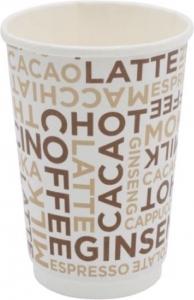 Bicchieri in Cartoncino Coffee White (50 pezzi)  Vendita online all'ingrosso b2b