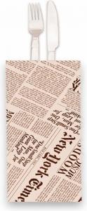 BUSTE PORTAPOSATE CON TOVAGLIOLO JOURNAL (125 PEZZI) - vendita online all'ingrosso b2b