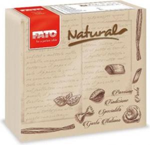 Tovaglioli Professionali in Carta Eco Natural Pasta (40 pezzi) - vendita online all'ingrosso - pack