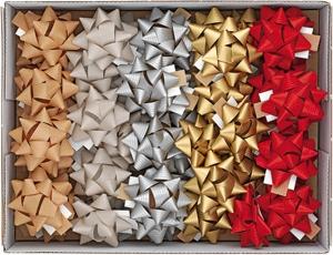 Stelle adesive con colori assortiti, in confezione da 50 pezzi. Vendita all'ingrosso e online