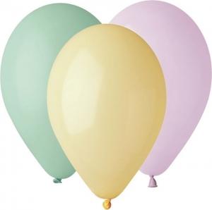 Palloncini soft rainbow in confezione da 25 pezzi. Vendita all'ingrosso e online
