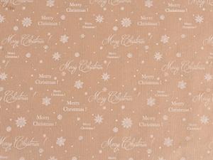 Carta sealing avana crystal con stampa bianca, vendita in 25 fogli. Vendita all'ingrosso online