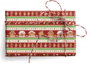 Carta regalo casette e omini di marzapane- Vendita all'ingrosso e online