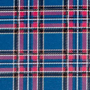 Carta da regalo scozzese blu in confezione da 25 fogli- Vendita all'ingrosso e online