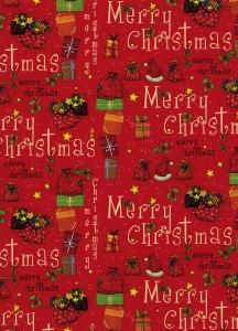 Carta regalo raso con stampa pacchetti regalo e scritta. vendita all'ingrosso e online