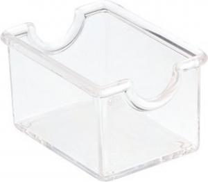 Vaschetta Trasparente Porta Bustine (12 Pezzi) - Vendita online all'ingrosso