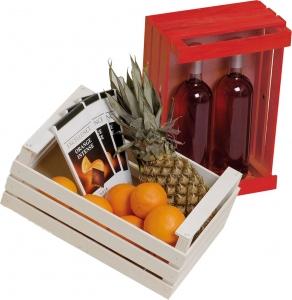 Cassetta Frutta in Legno Colorata - vendita online all'ingrosso b2b