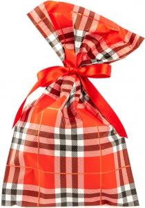Buste regalo scozzese da 25 pezzi. Vendita all'ingrosso e online