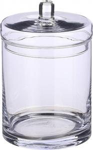 Barattolo in vetro con coperchio 23cm