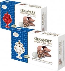 Confetti ciocamour cioccolatte - Vendita online all'ingrosso - new packaging