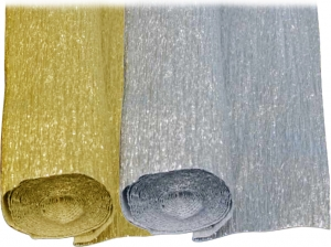 Bobina di Carta Crespa Metal - Vendita online all'ingrosso b2b