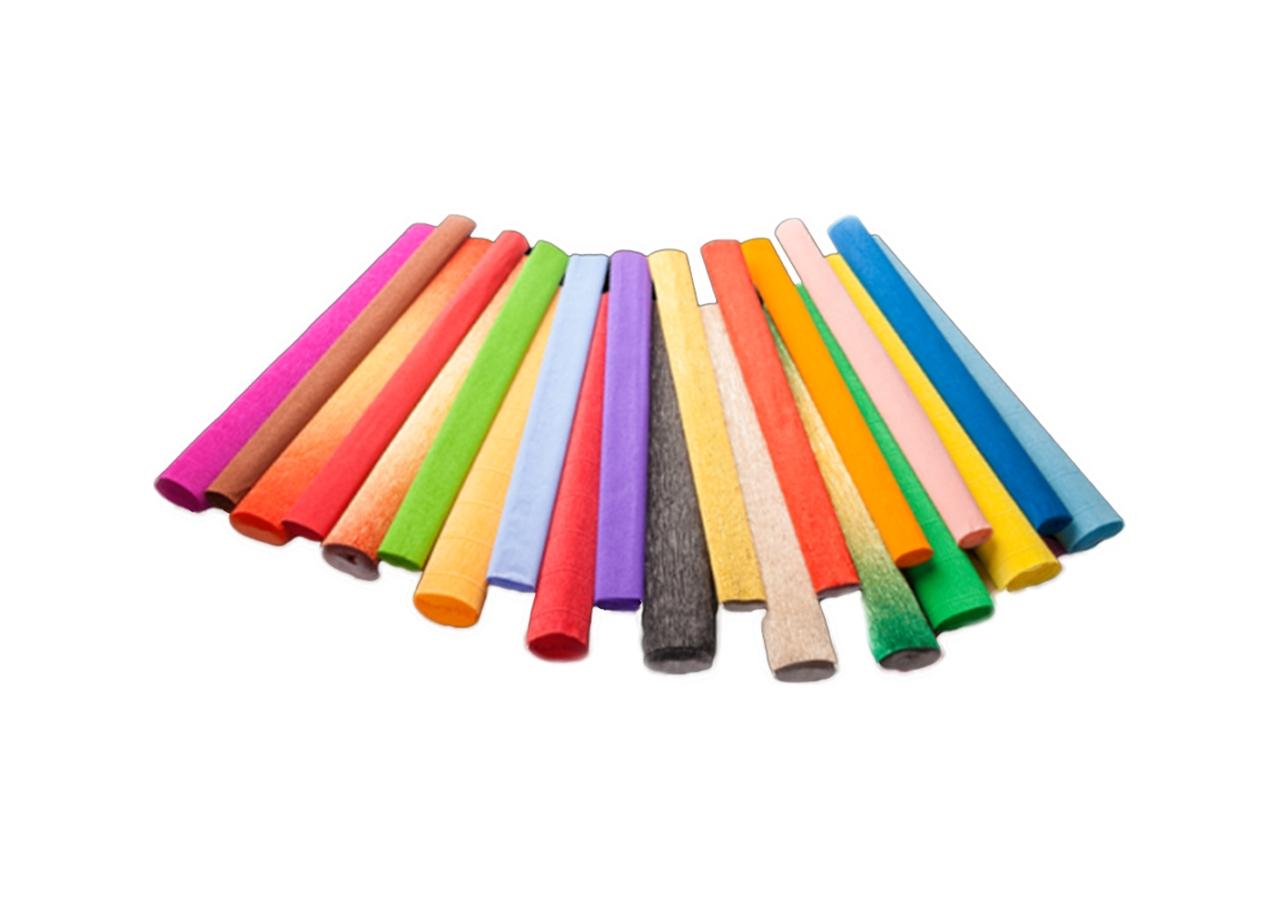 Bobine di Carta Crespa Colorata - Vendita online all'ingrosso b2b