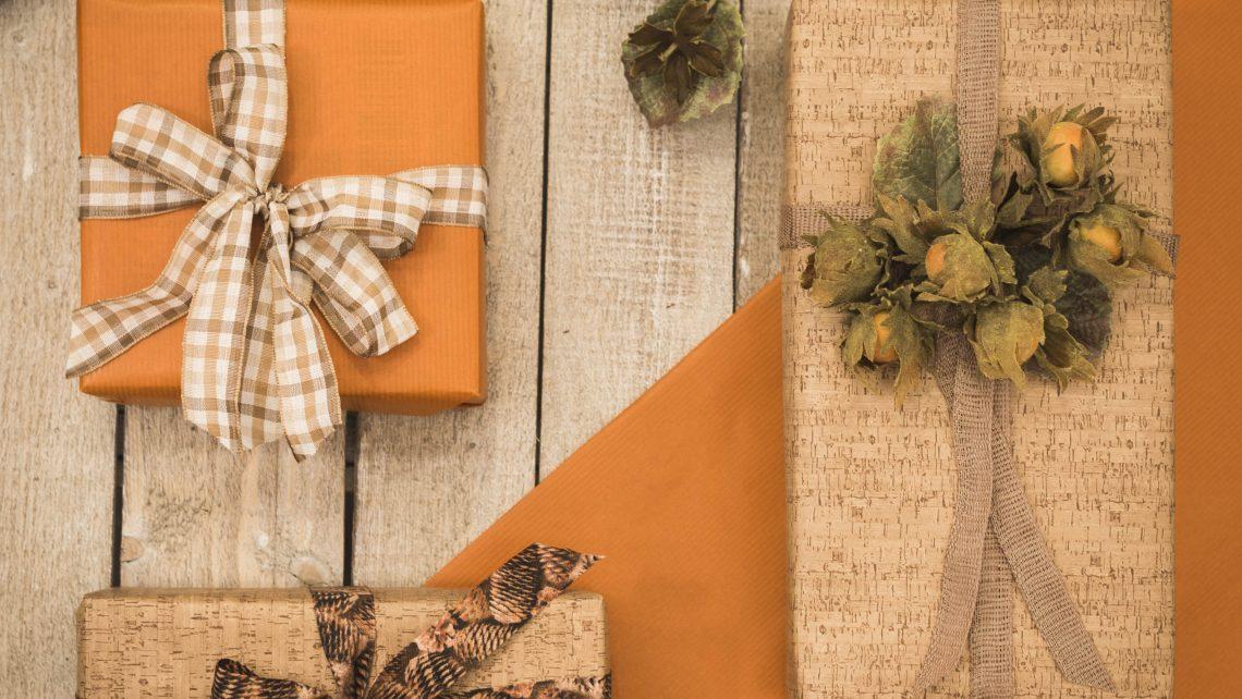 Idee per confezioni autunno