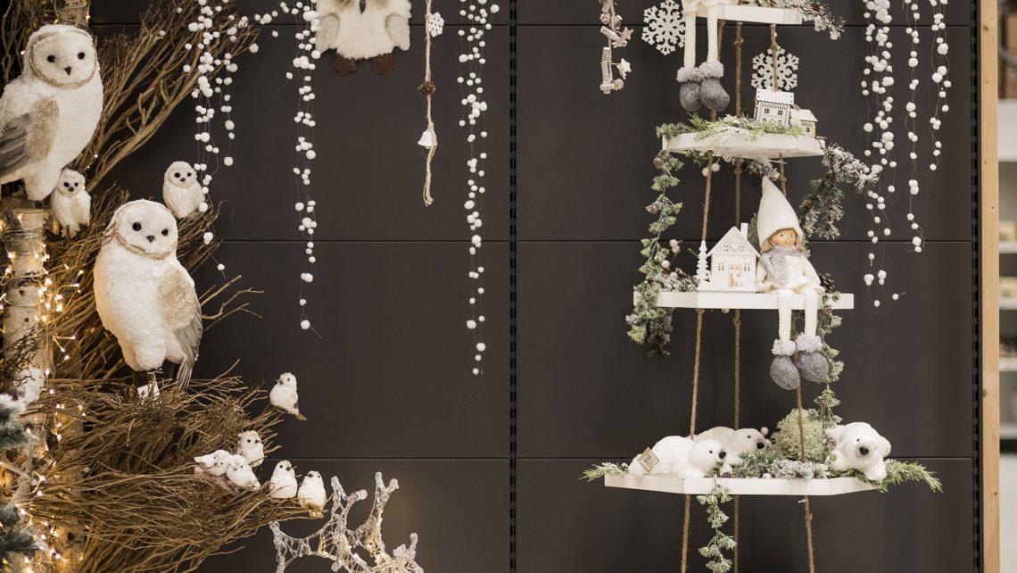 Popolare Collezioni Natale 2017: nuove idee per il tuo allestimento  BE28