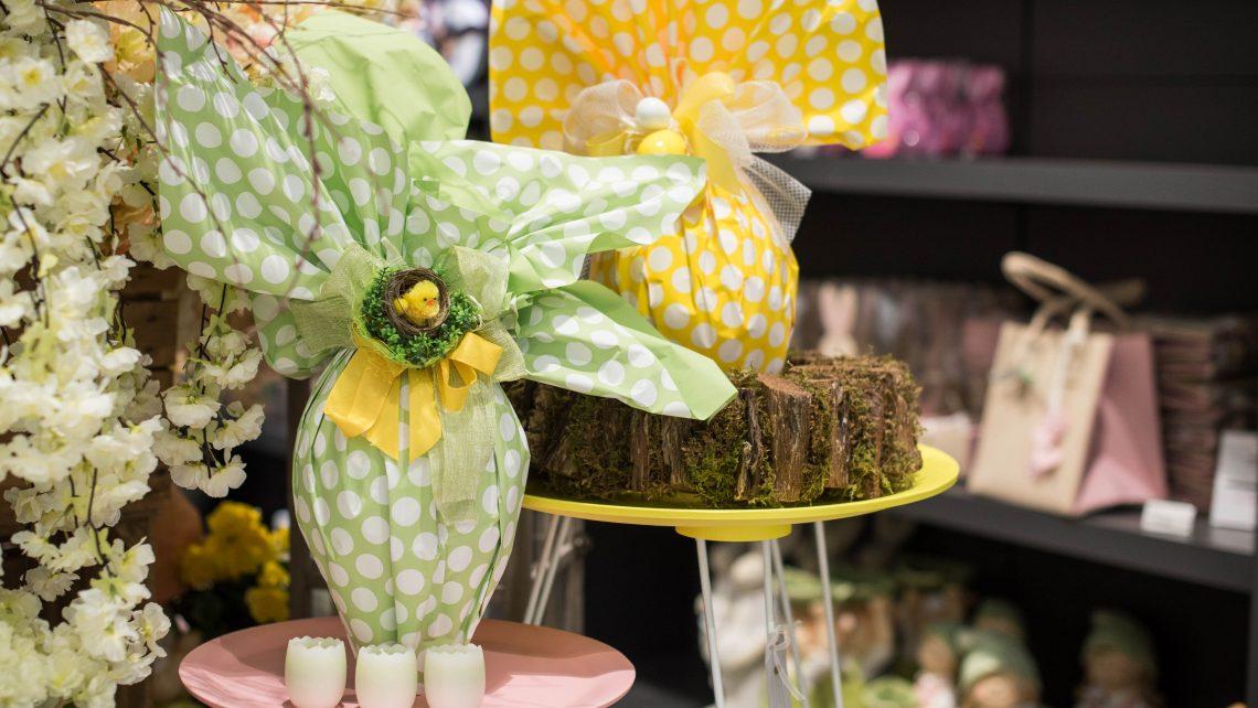 pasqua 2018: confezioni pasticceria