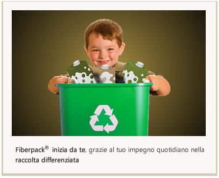 Carta riciclata ed ecologica