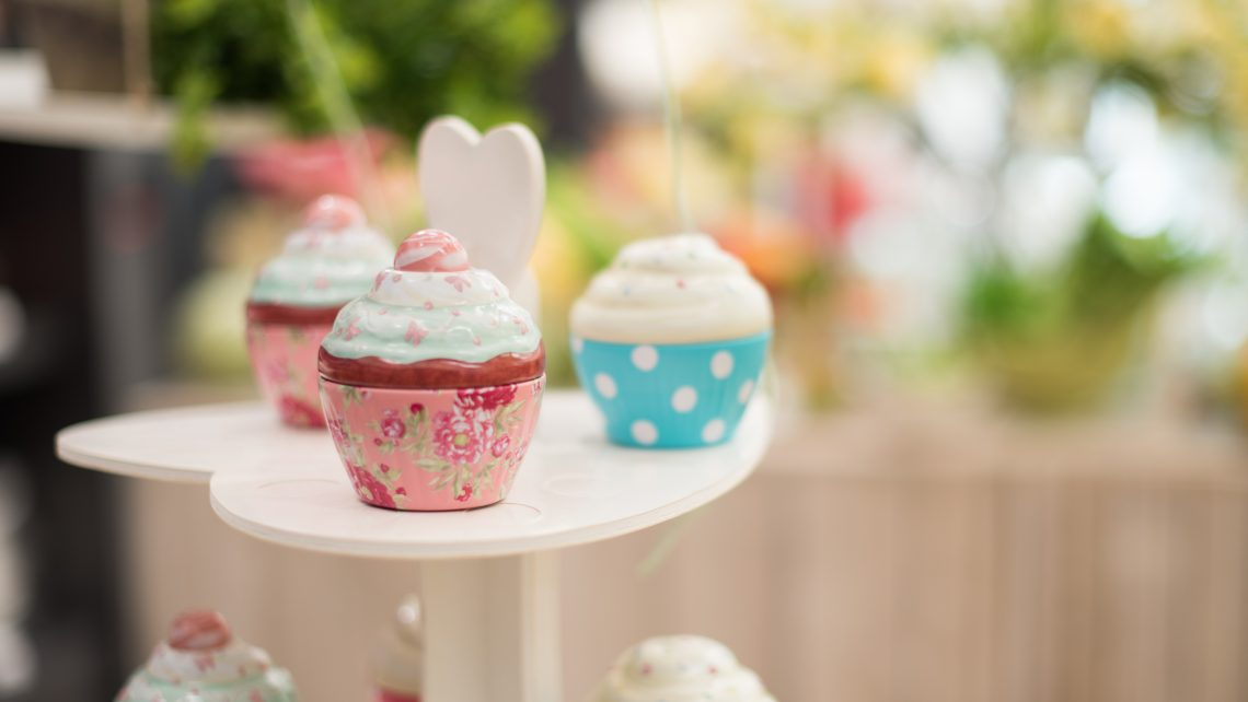 Party time: alzate per cupcake.