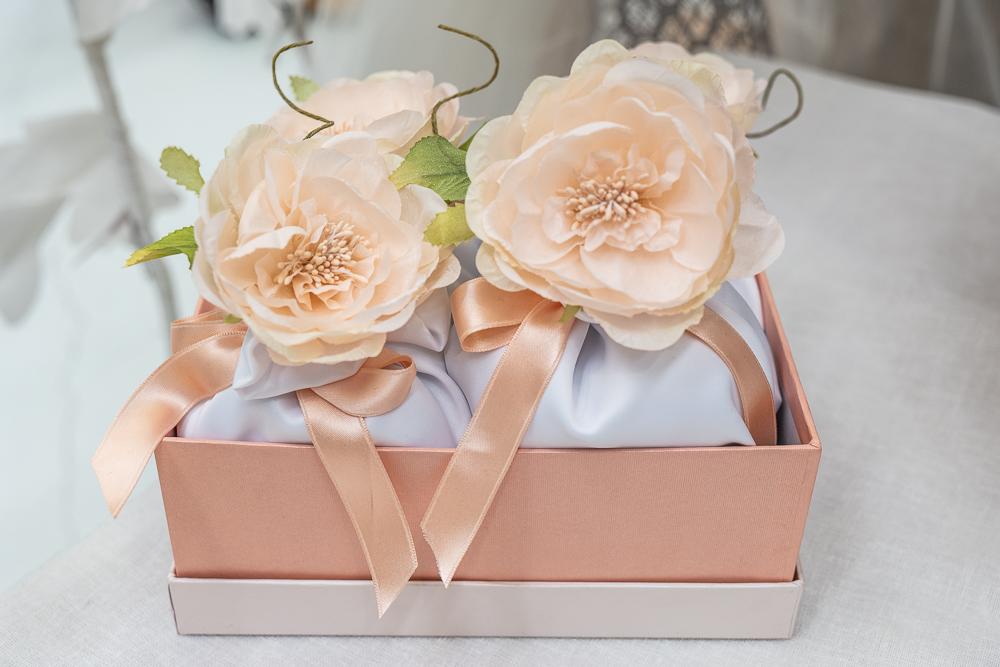 5ca3a51e77ae Le bomboniere verde mela  ideali per matrimoni e per le promesse nuziali.