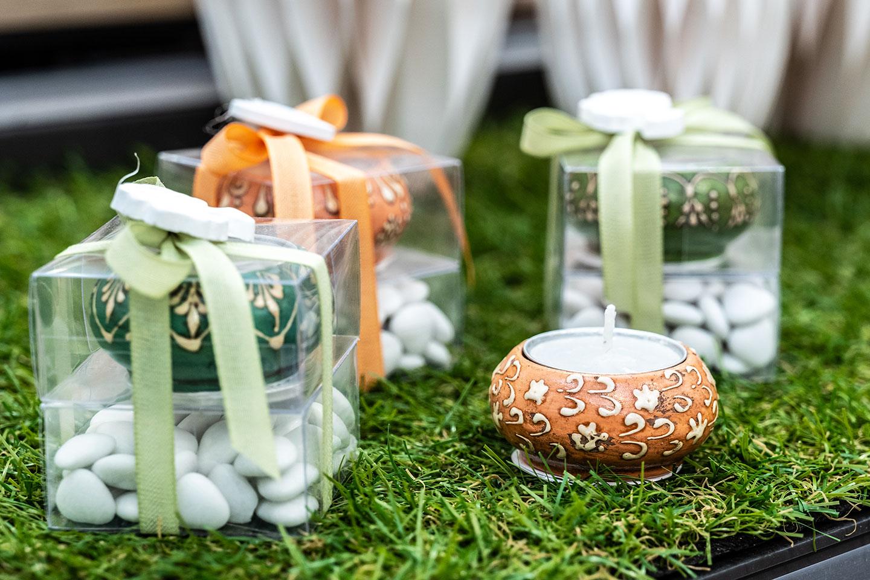 Confetti per cerimonie, gusti, colori e bomboneire per ogni occasione - Confetti confezionati singolarmente
