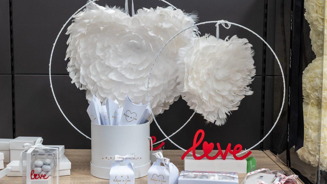 Idee di allestimento per matrimonio bomboniere e accessori per celebrare con stile